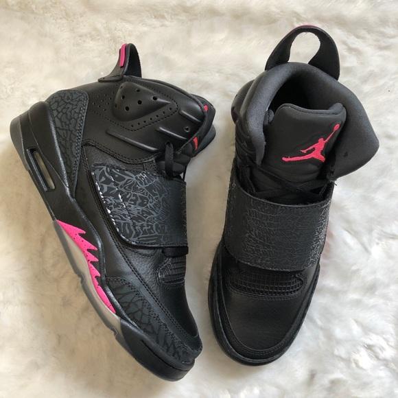 the best attitude 62af2 85f5b Jordan Other - NEW Air Jordans Girls Son of Mars Basketball Shoes